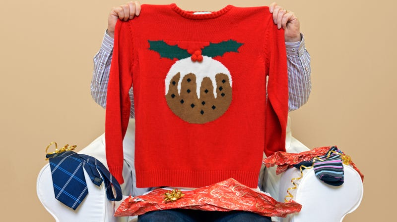 Illustration for article titled Last Call: You can get food-themed ugly holiday sweaters now