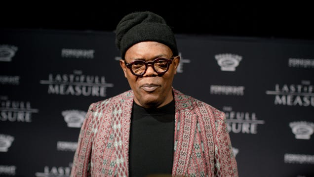 Samuel L. Jackson to play retired version of pretty much every other Samuel L. Jackson character ever