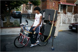 Illustration for article titled Bicycles With Mega Soundsystems Need Mega Bikelocks