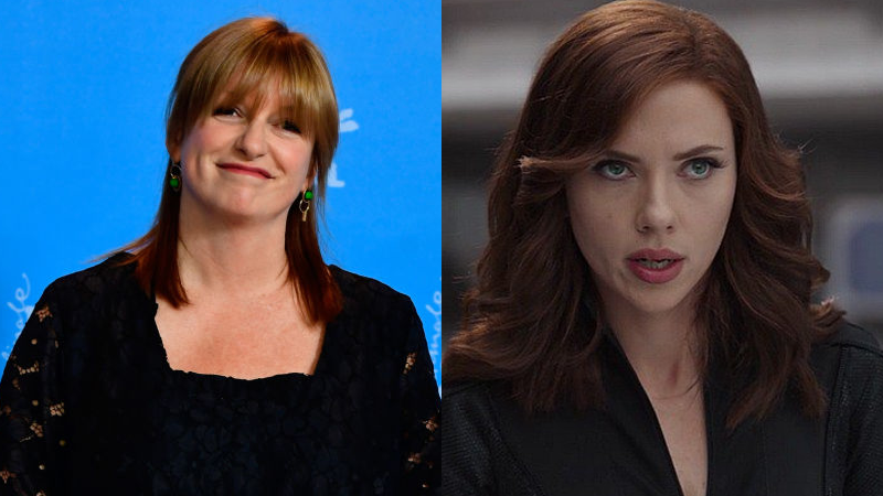 Cate Shortland will direct Scarlet Johansson in Black Widow.