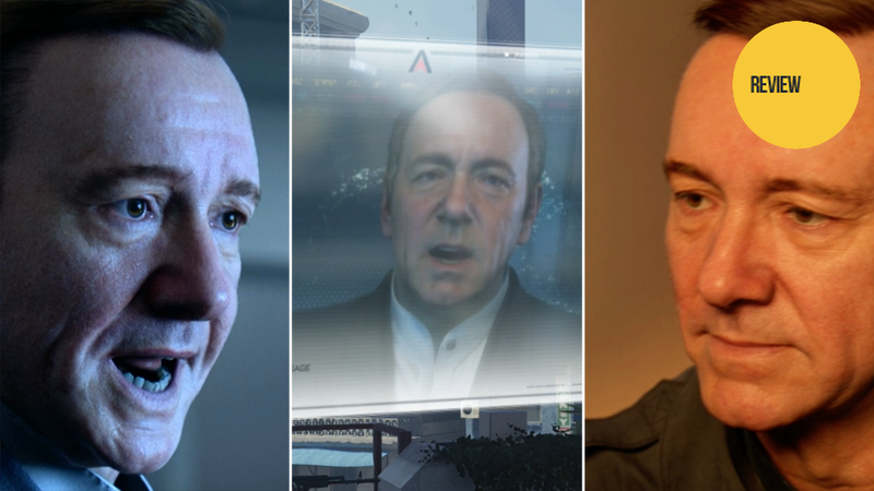 Illustration for article titled Kevin Spacey: The Kotaku Review