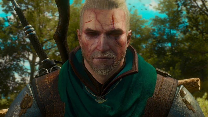 Illustration for article titled The Witcher 3 Comes To Switch This Year