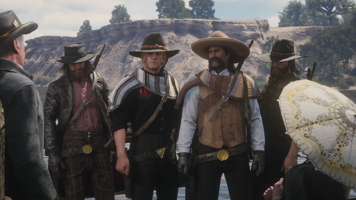 Latest Red Dead Online Update Adds Poker, Ponchos And More