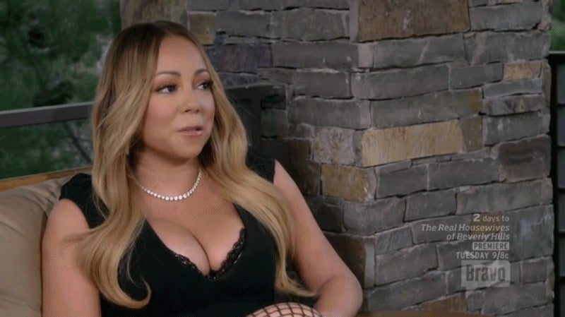Mariah Carey's wedding delay guilt