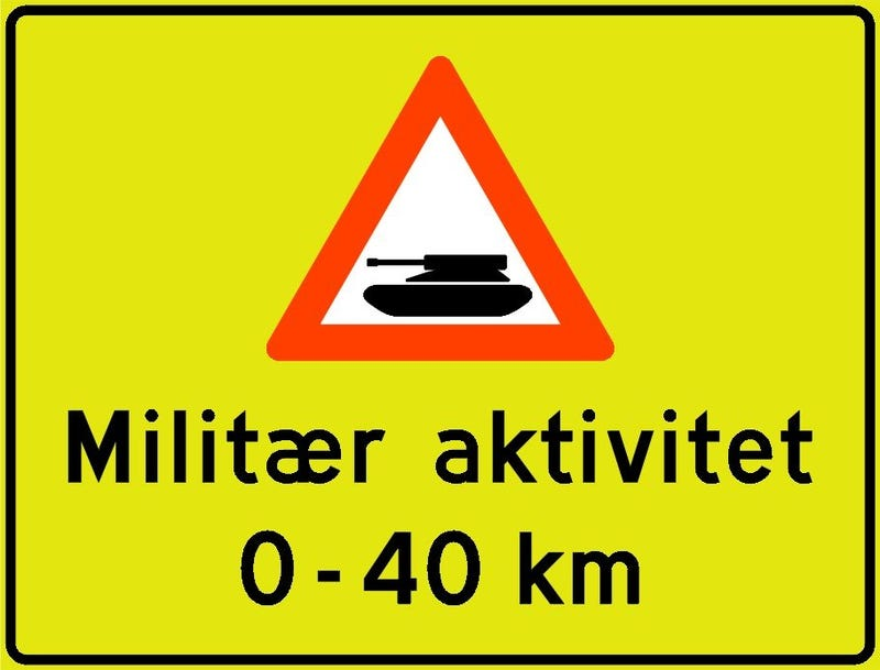 Illustration for article titled Norway just got a new traffic sign