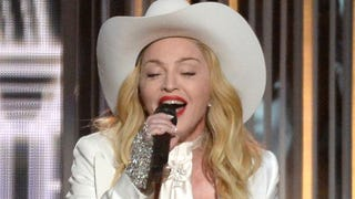 """Illustration for article titled Madonna Likes the Word """"Bitch,"""" Finds Fifty Shades Unrealistic"""