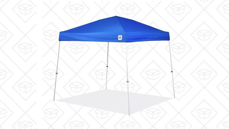E-Z UP Sierra II 10 by 10-Feet Canopy | $80 | Amazon