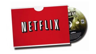 Illustration for article titled Netflix Ditches Video Game Rentals
