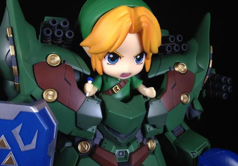 Illustration for article titled The Legend Of Zelda: Mechanized Combat Armored Division