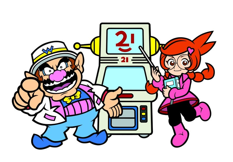 Illustration for article titled The Best (Kotaku) WarioWare Games You'll Ever Play