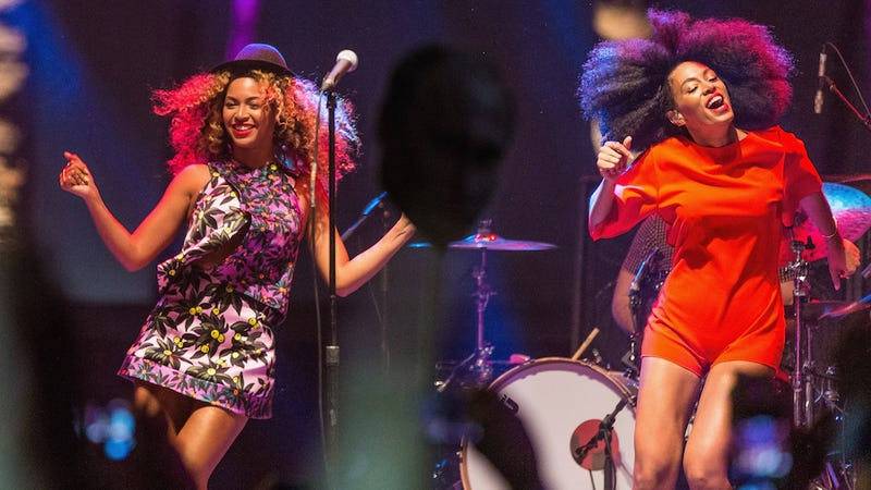 Illustration for article titled Being a Knowles Sister Looks Like Fun