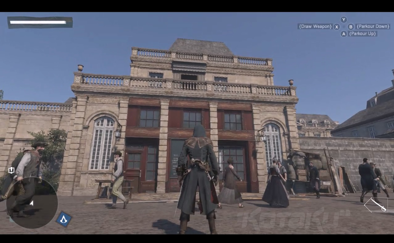 Leaked Images Reveal One Of This Fall's Two Assassin's Creed Games
