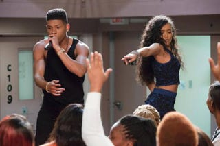Hakeem (Bryshere Y. Gray) didn't get his best rapper nomination, but boy, did he get back at his father.Fox