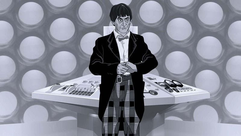 Illustration for article titled A lost Doctor Who classic regenerates into animated form