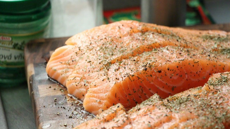 The best fish to substitute for tuna salmon and more for Substitute for fish food