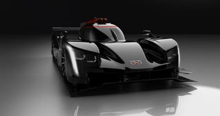 "Illustration for article titled ""Cadillac is proud to return to the pinnacle of prototype racing in North America after a 14-year absence.""  -  Johan de Nysschen"