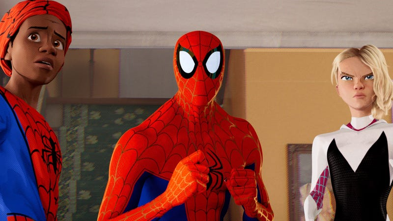 Animated Spider Man Interview Thrived On Lower Expectations