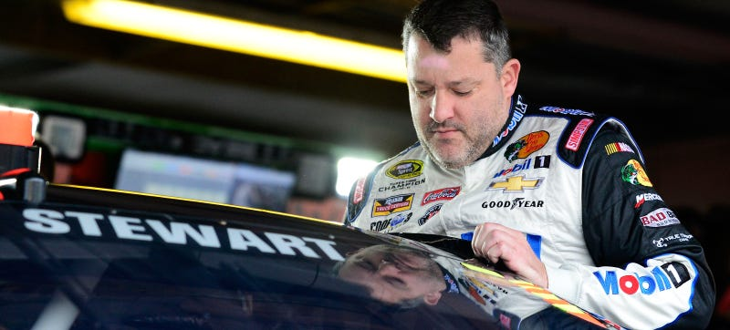 Illustration for article titled Tony Stewart Puts NASCAR Chairman On Blast For Not Being At The Track
