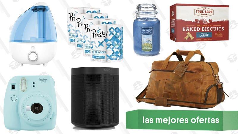 Illustration for article titled Las mejores ofertas de este jueves: Clear the Rack, Sonos One, luces inteligentes y más