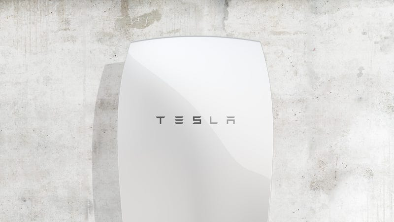 Illustration for article titled Australia is the First Country to Get Tesla's Powerwall Battery