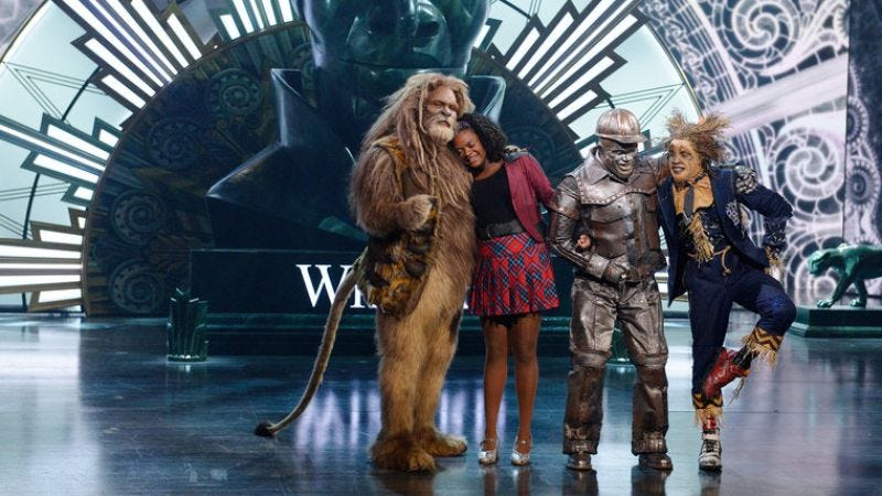 Illustration for article titled NBC finally gets it right with The Wiz Live!