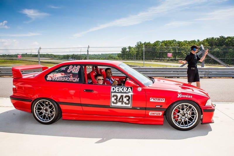 E36 M3 Race Car And Trailer Stolen In Georgia Fp Please