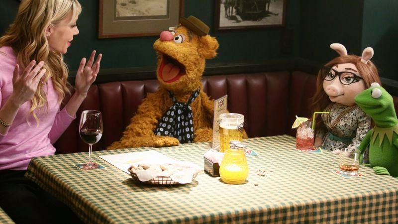 Illustration for article titled The Muppets is only as entertaining as humanly possible