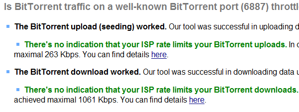 Test Bittorrent Throttling Free Download