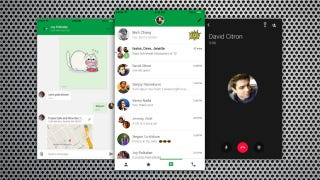 Illustration for article titled Hangouts for iOS Adds Google Voice Support, Location Sharing, and More