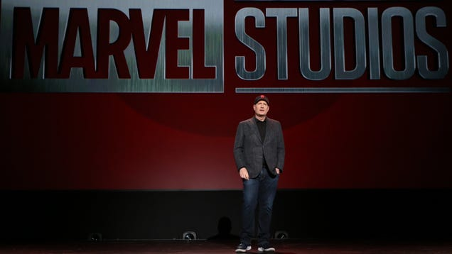 Kevin Feige becomes Chief Creative Officer of Marvel, hopefully isn't secretly working for Hydra
