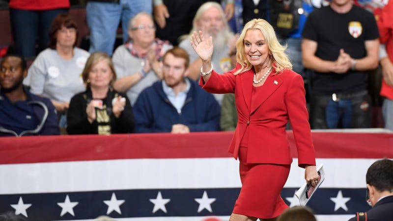 Illustration for article titled State Senator Karin Housley, Wife Of Sabres Head Coach,OnceCompared Michelle Obama To A Chimp