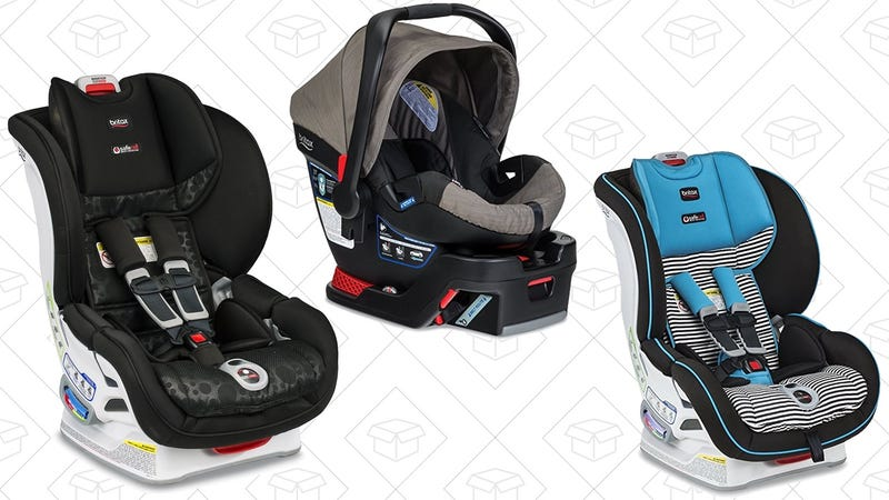 Buckle Up And Save On Britax Car Seats From Amazon S One Day Sale
