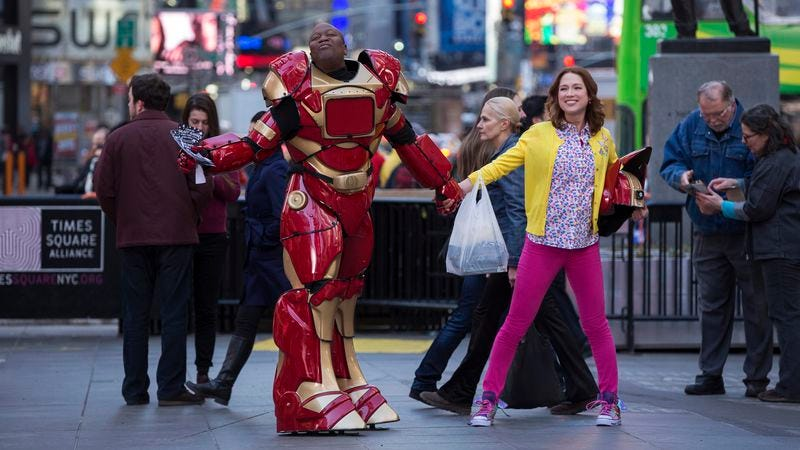 Illustration for article titled Unbreakable Kimmy Schmidt provides a solid template for the Netflix sitcom