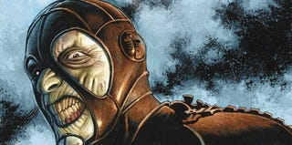 Illustration for article titled Farscape's New Leading Man Revealed!