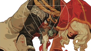 Illustration for article titled Dark Horse's New Dragon AgeComic is All About Murdering Mages