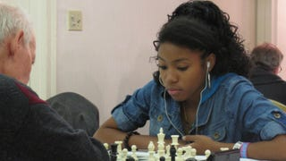 Illustration for article titled Brooklyn Teenager on Track to Become First African-American Female Chess Master