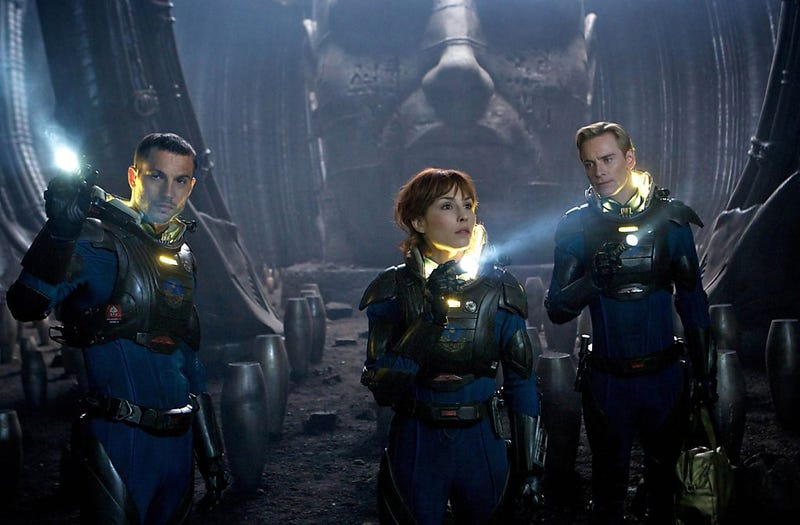 Illustration for article titled Prometheus 2, Which Has Nothing to Do With Alien, Is Now an Alien Movie