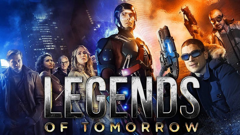 Illustration for article titled DC's Legends of TomorrowOpen Thread - Spoilers