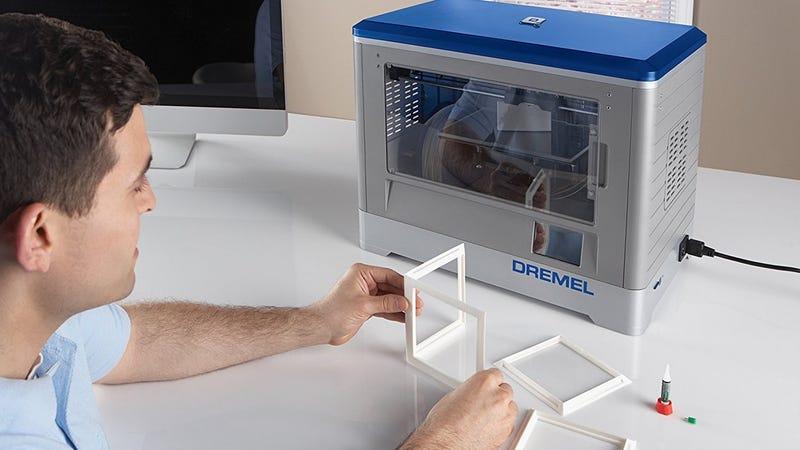 Dremel Digilab3D20 3D Printer | $419 | AmazonDremel Digilab 3D40 3D Printer | $839 | Amazon