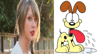 Illustration for article titled Taylor Swift Is The Odie Of Music--Good News If You're a Taylor Swift Fan