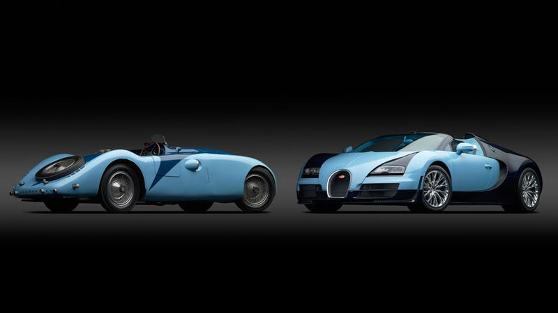 Illustration for article titled The Veyron 'Legend' is An Even More Exclusive Bugatti