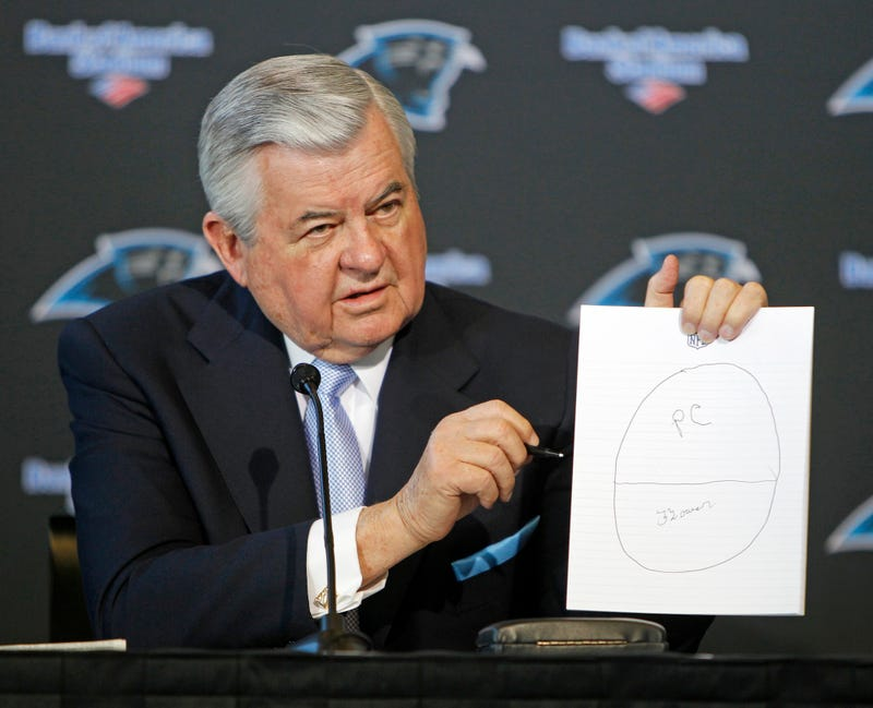 Illustration for article titled The Panthers Are Getting Some Of The Public Money They Wanted For Stadium Renovations
