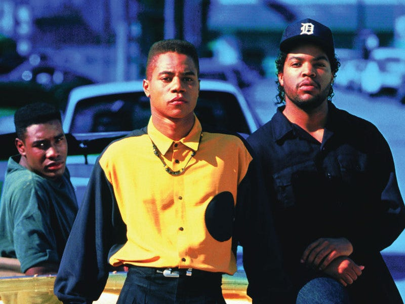 Boyz N The Hood Cast At 25 Where Are They Now