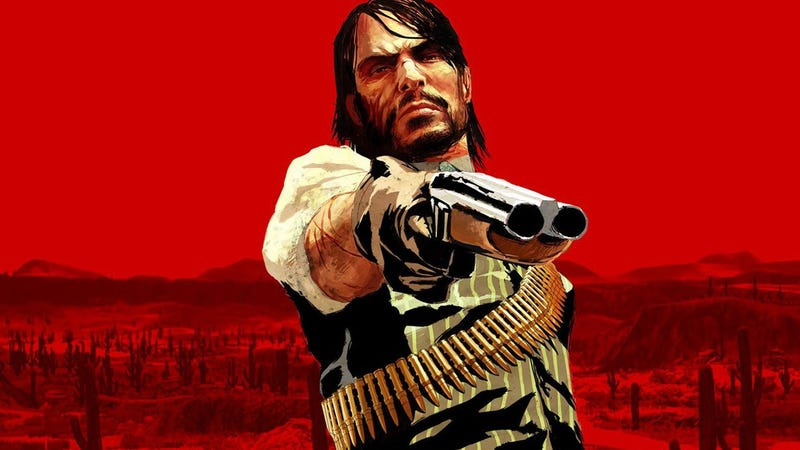 Illustration for article titled Red Dead Redemption Will Officially Be Backwards Compatible On Xbox One This Friday