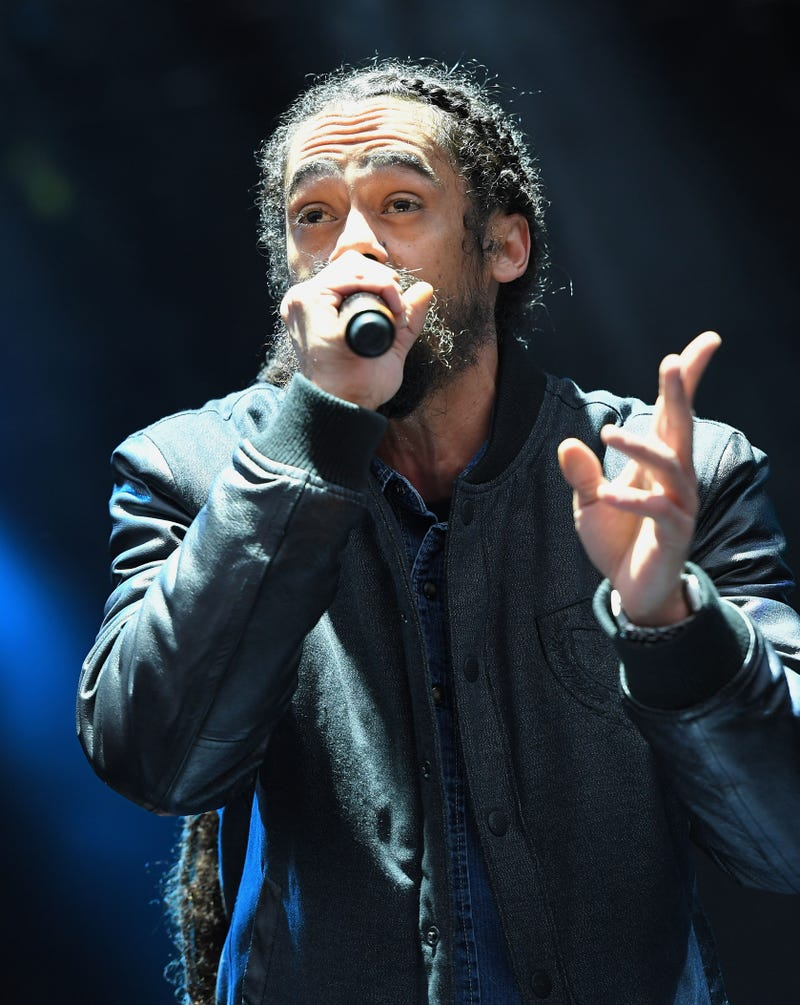 Damian Marley ANGELA WEISS/AFP/Getty Images