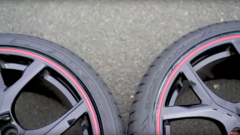 Here's How Much Faster Track Tires Are Over Road Tires