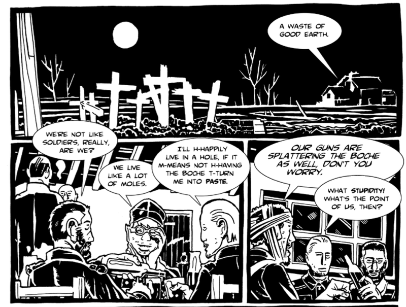 Illustration for article titled This Comic Reveals The Terrifying Futility Of The First World War