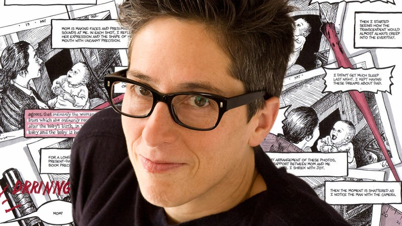 Illustration for article titled 'Menopause Is a Punchline to a Joke': An Interview With Alison Bechdel on the Occasion of Her 50th Birthday