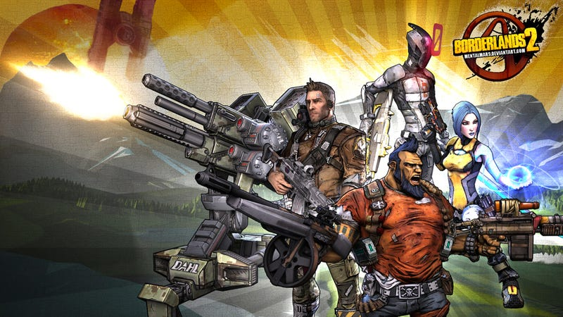 Illustration for article titled Borderlands 2 Is Getting A Second New Game Plus Mode Next Week