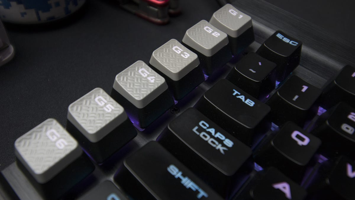 Corsair Gaming K95 Rpg Platinum Review A Very Keyboard Rgb Mechanical Cherry Mx Speed
